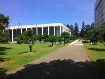 Indahnya kampusku
