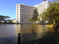 Danau dalam kampus