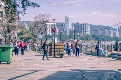 Surrounding of Tamsui